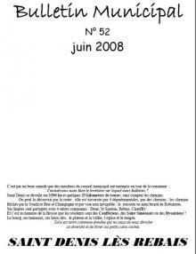 Vignette bulletin n°52